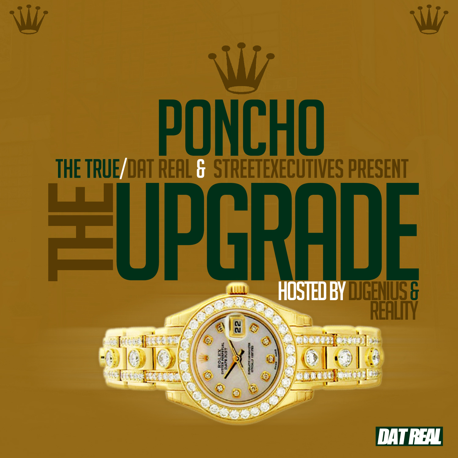 Poncho – The Upgrade