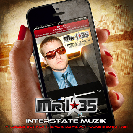 MR I-35 Feat. Chalie Boy, Kiotti, Spark Dawg,Mr Pookie, & 50/50 Twin – Interstate Muzik