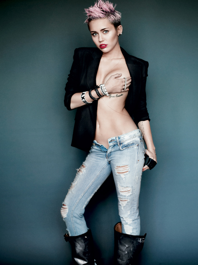 Miley Cyrus Feat. Khia – We Can't Stop [Remix]
