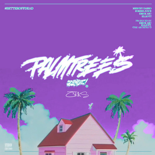 Sir CRKS x Flatbush Zombies – Palm Trees [Screwed and Chopped]