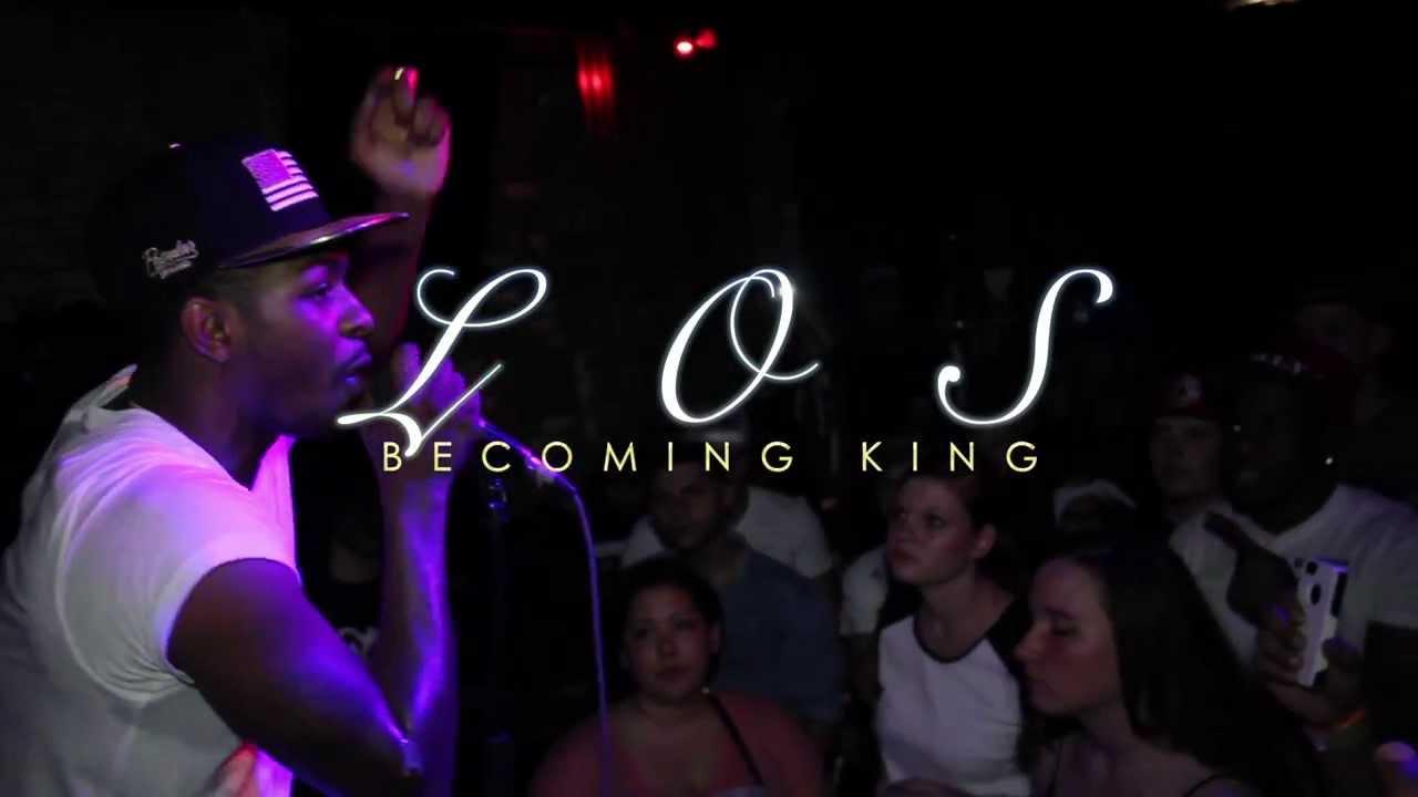 King Los – Hard Life [Cleveland,OH] Live