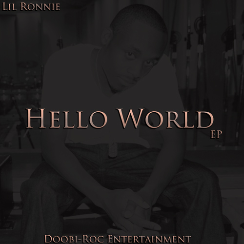 Hello World Ep Cover