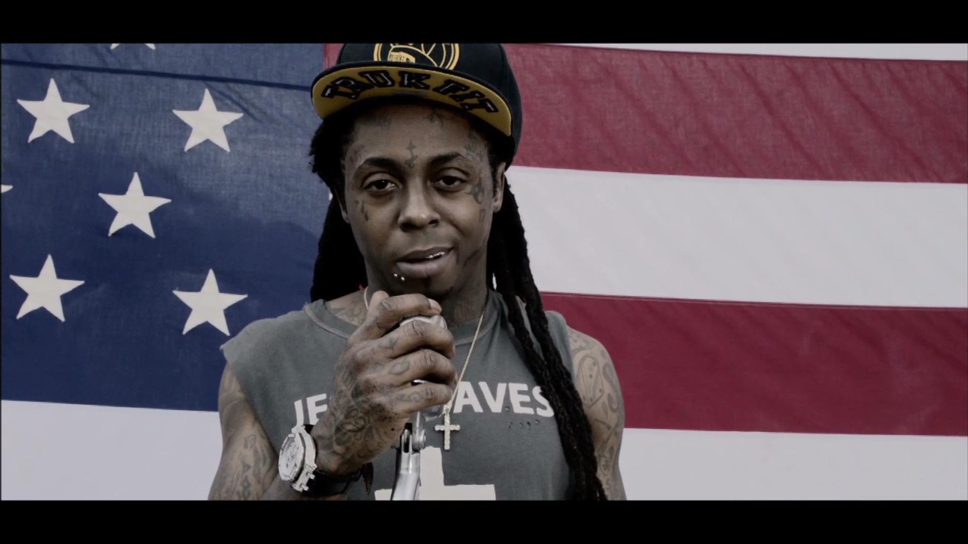 Lil Wayne – God Bless Amerika [VMG Approved]