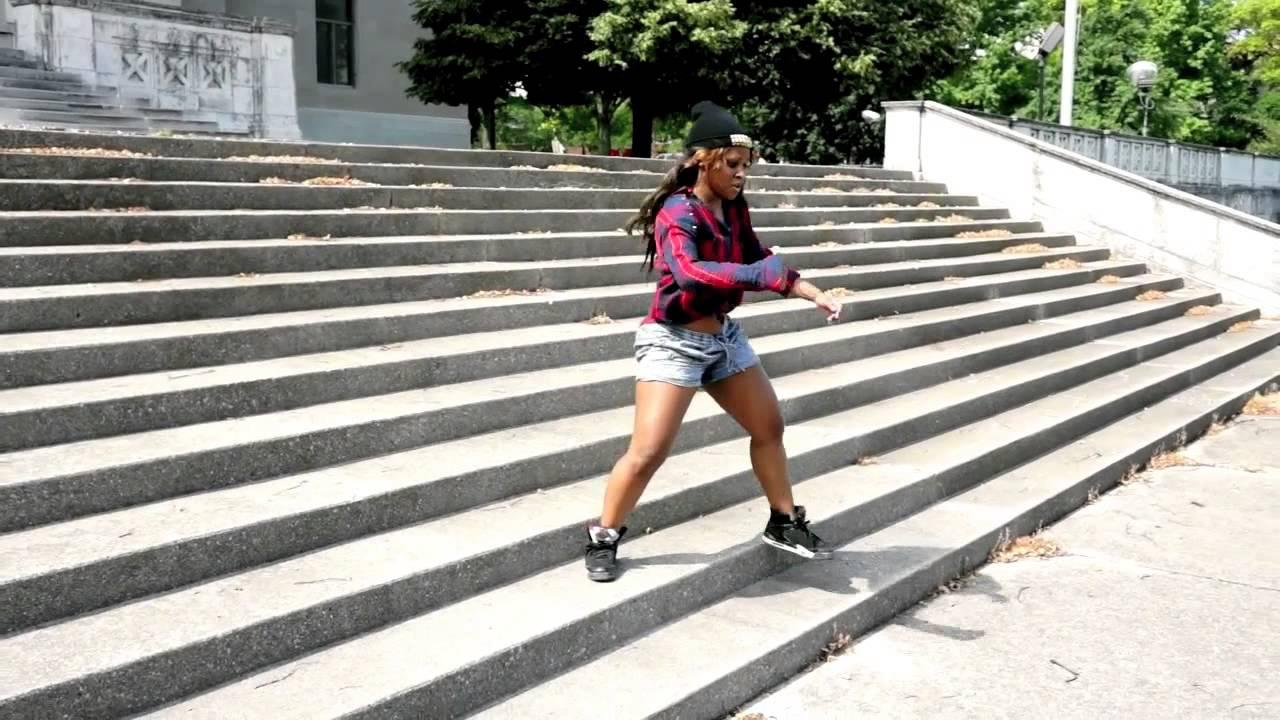 Brooke Michaela / Ciara Feat. Nicki Minaj – I'm Out [Choreography]