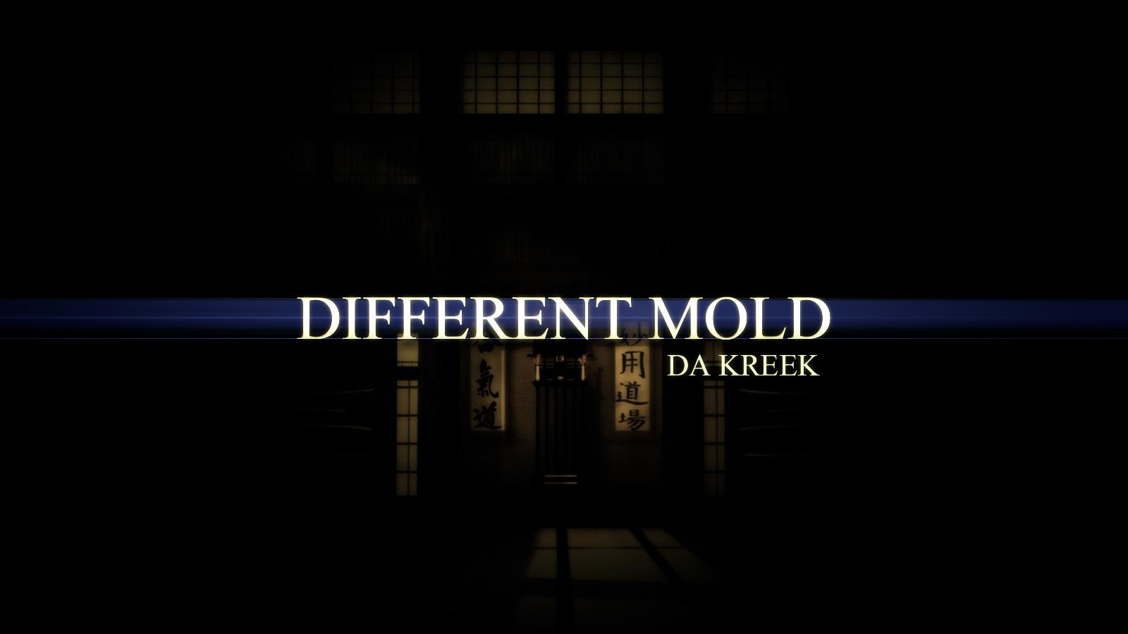 differentmold