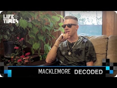 """Macklemore Decodes """"Neon Cathedral"""""""
