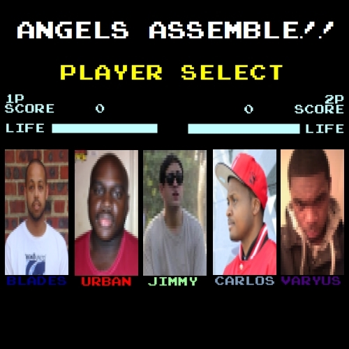 Angels Assemble Single Cover 004