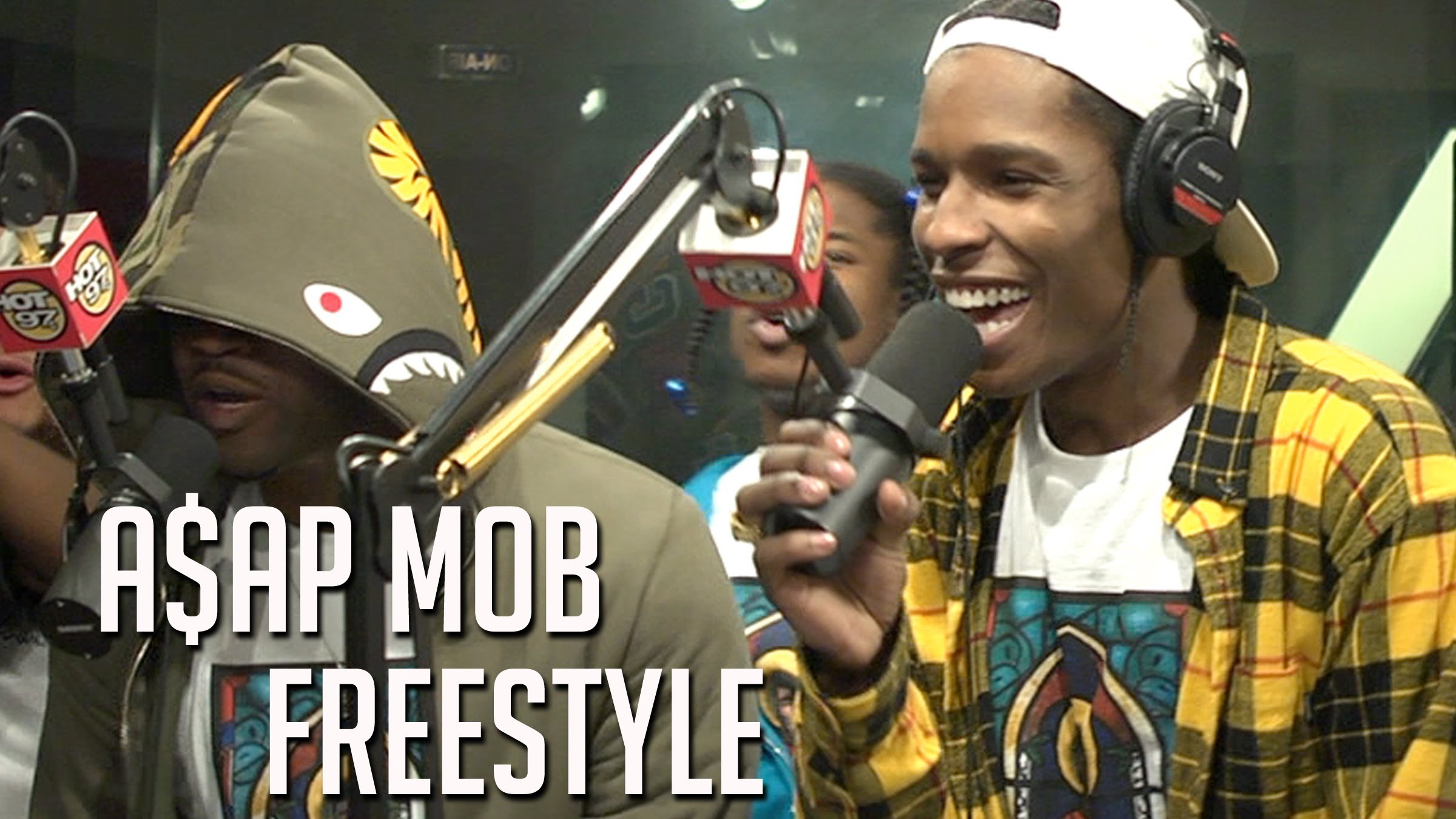 A$AP Mob – Freestyle On Flex