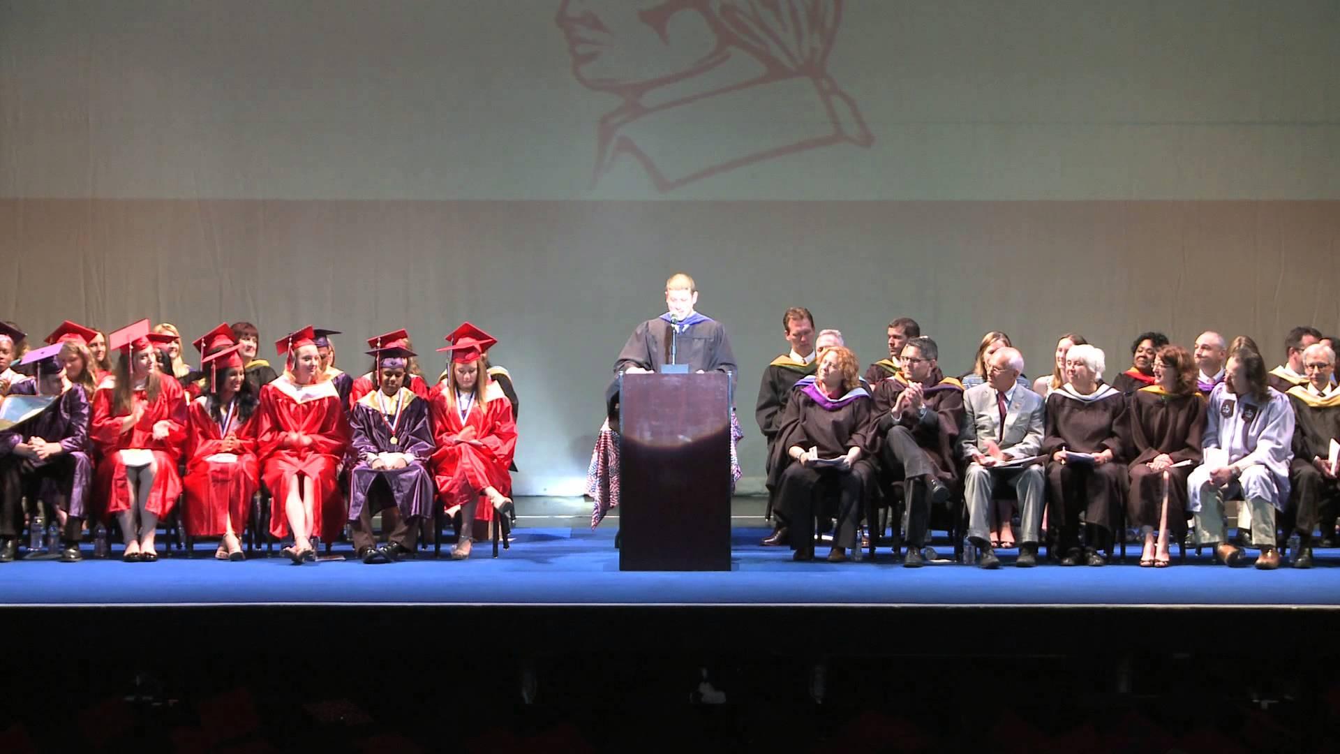 Drake Inspires Graduation Speech At Schenectady High