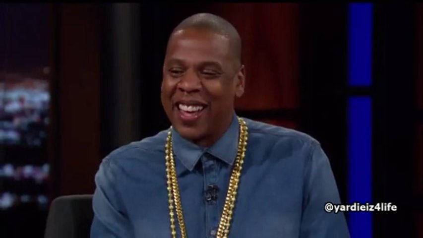 "Jay Z On ""Real Time"" With Bill Maher"