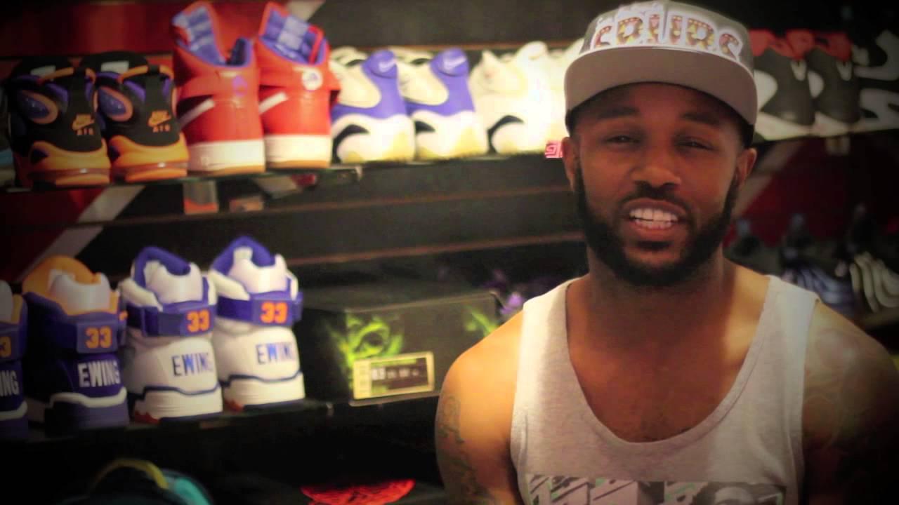 The Sneak Tape: The Sneaker Diaries Part 2 [GA]