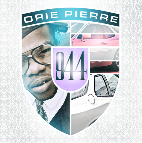 Orie Pierre – 944 [EP]