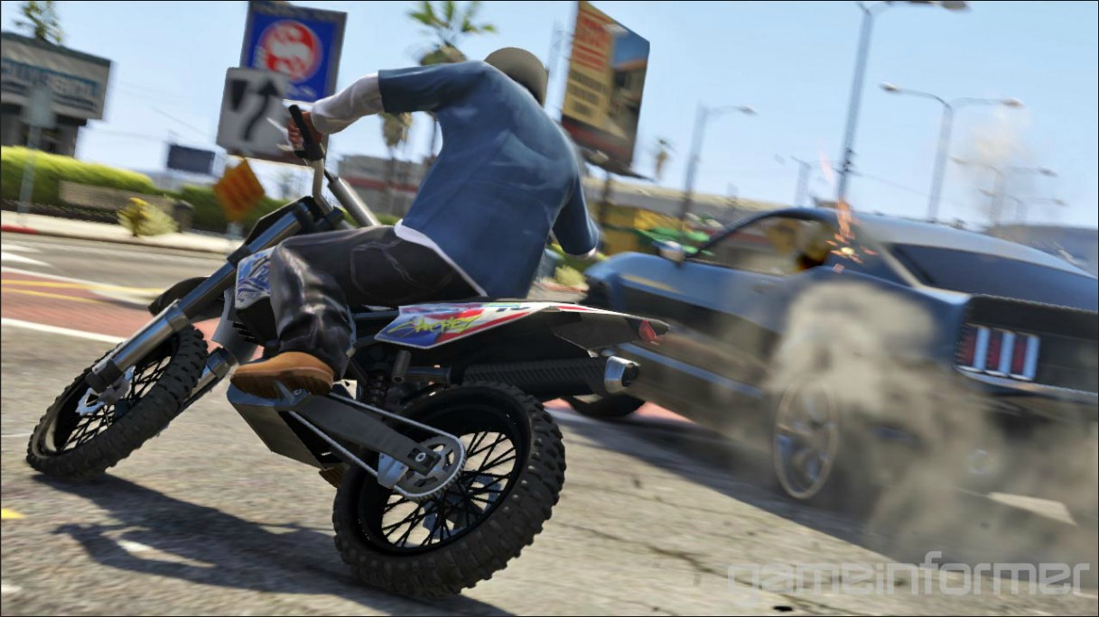 'Grand Theft Auto V' Cost More To Make Than Nearly Every Hollywood Blockbuster Ever Made