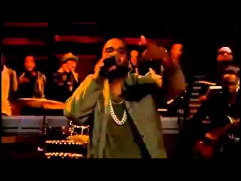 Kanye West Disses Ray J During Performance