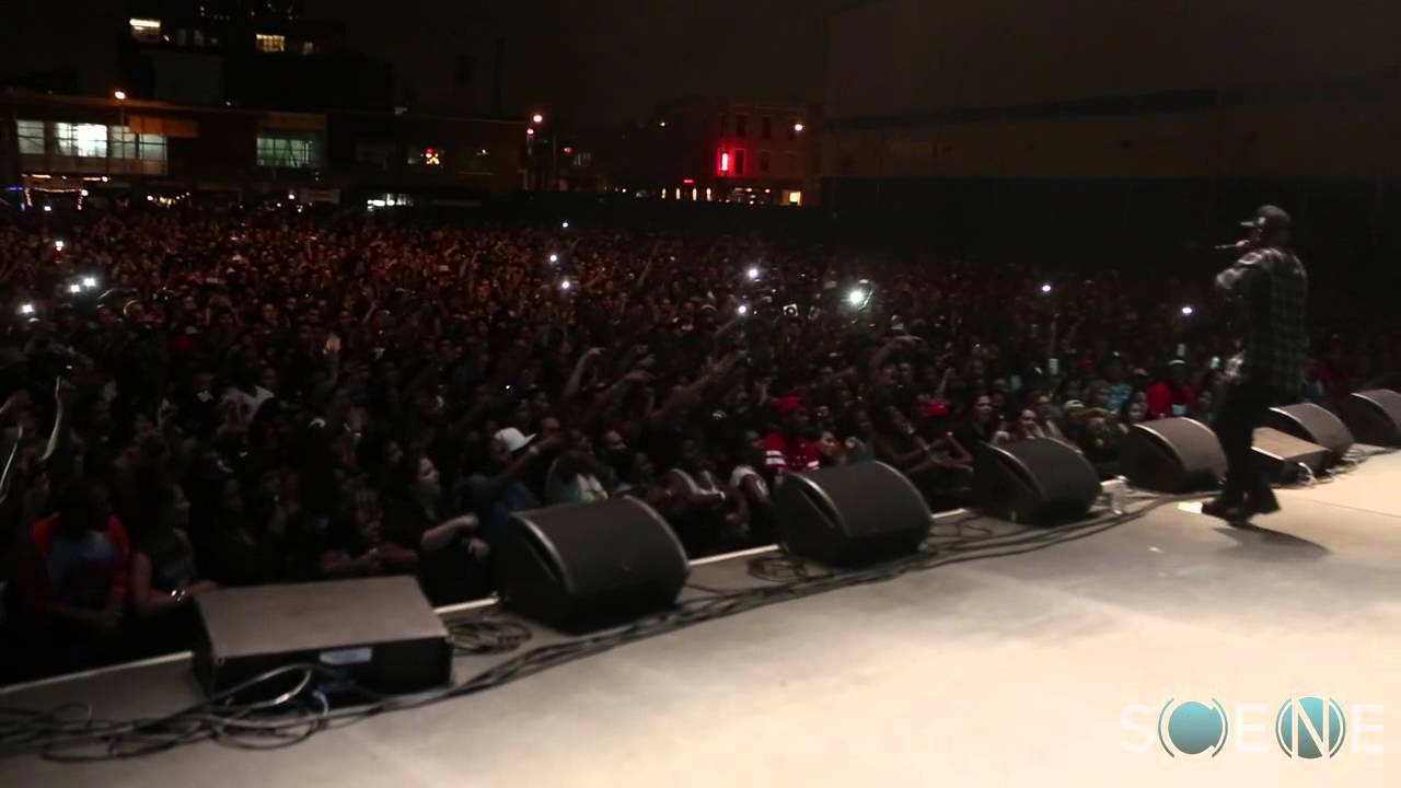 Kendrick Lamar Calls Out Meek Mill In NYC