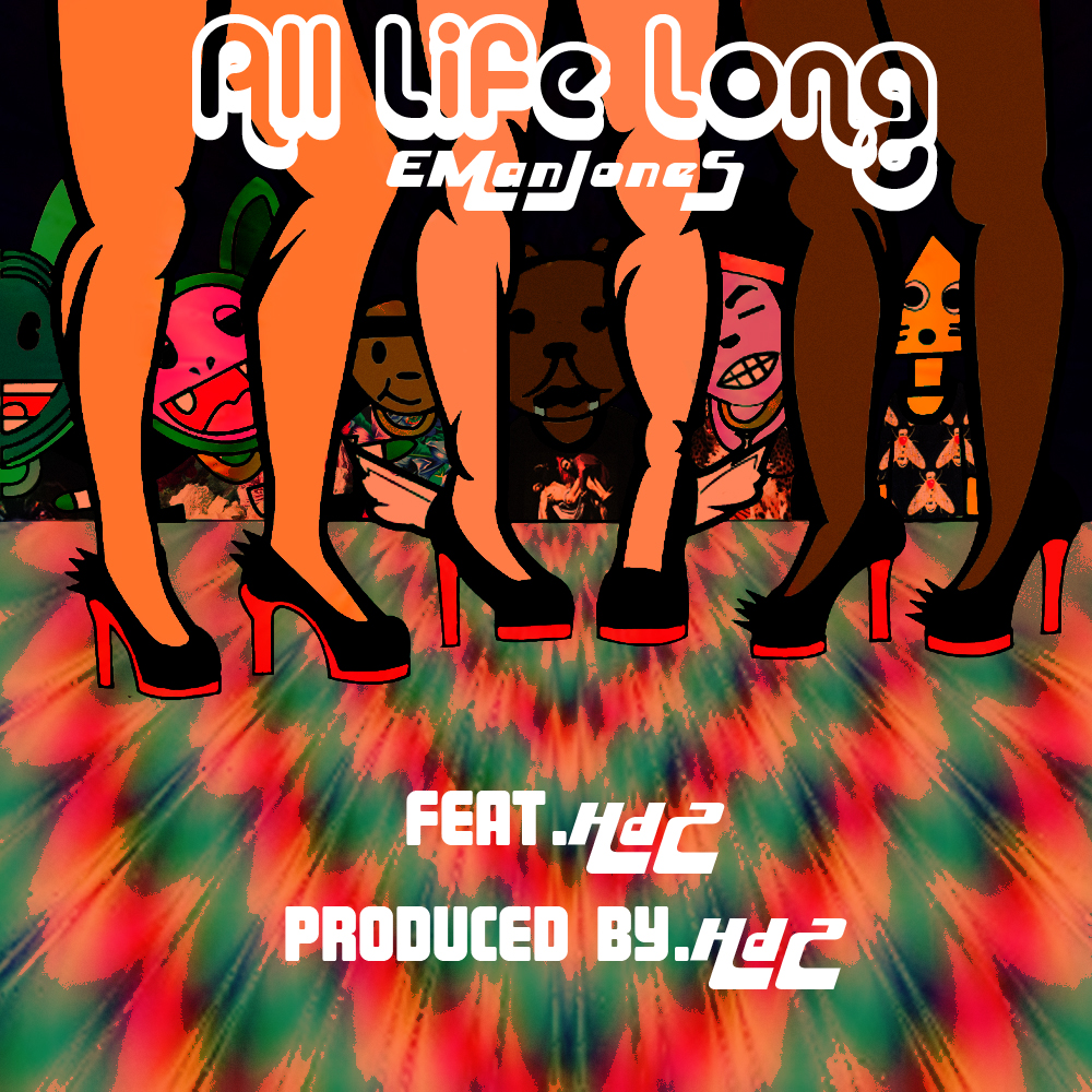 All Life Long. cover