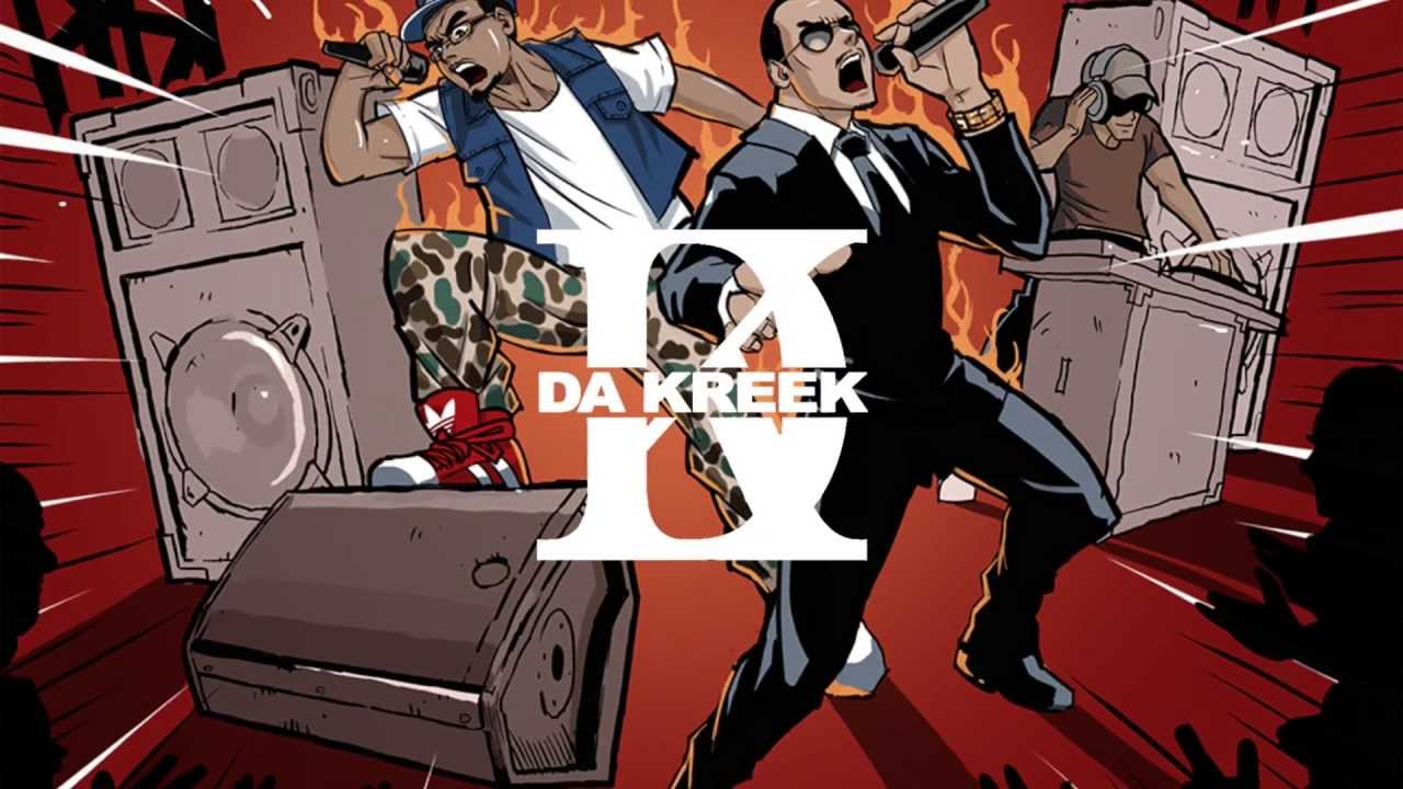 Da Kreek – DKTV In The Studio [Chris Brown]