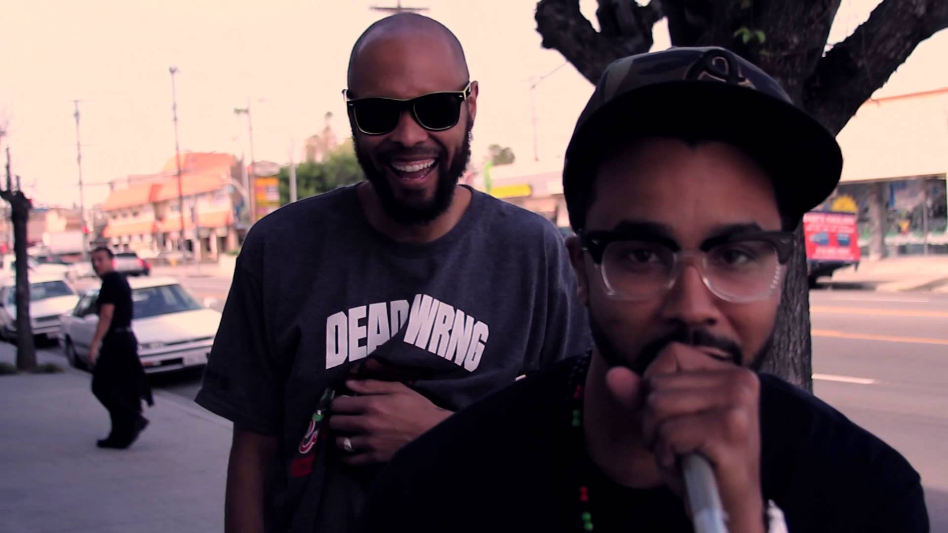 Sean Armstrong Feat. Tajai of Souls of Mischief, pHoenix – Took Control
