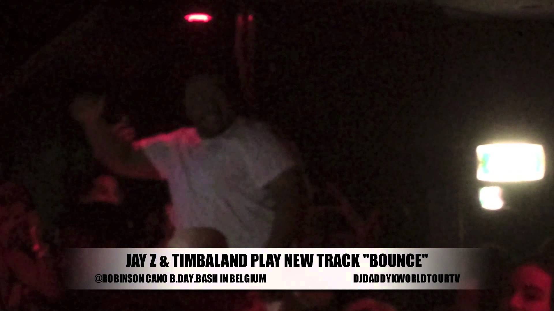 Timbaland Previews New Jay Z Song
