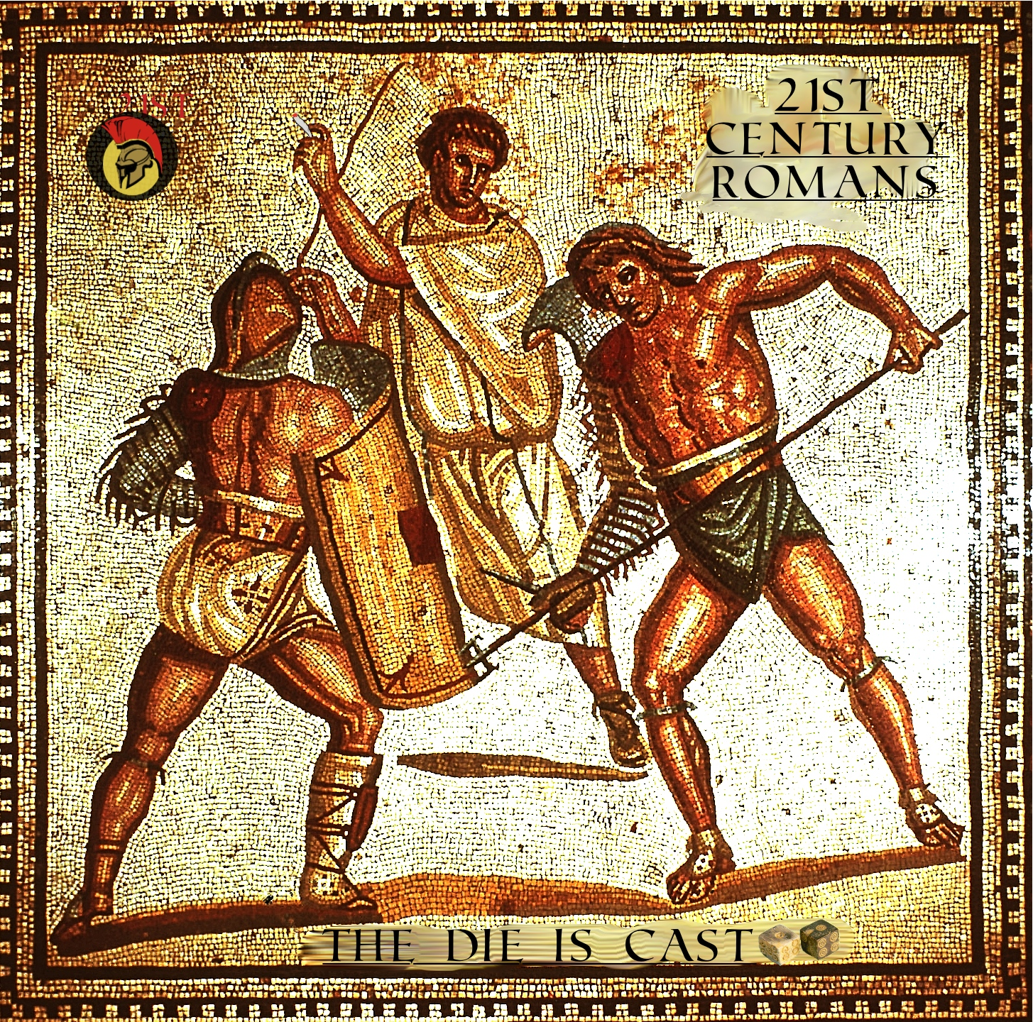 21st Century Romans – The Die Is Cast [EP]