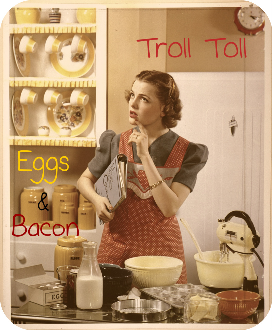 Troll Toll – Eggs & Bacon