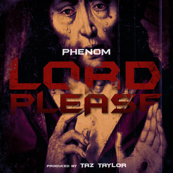 Lord Please Official Cover