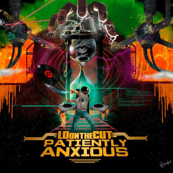 LDontheCut – Patiently Anxious