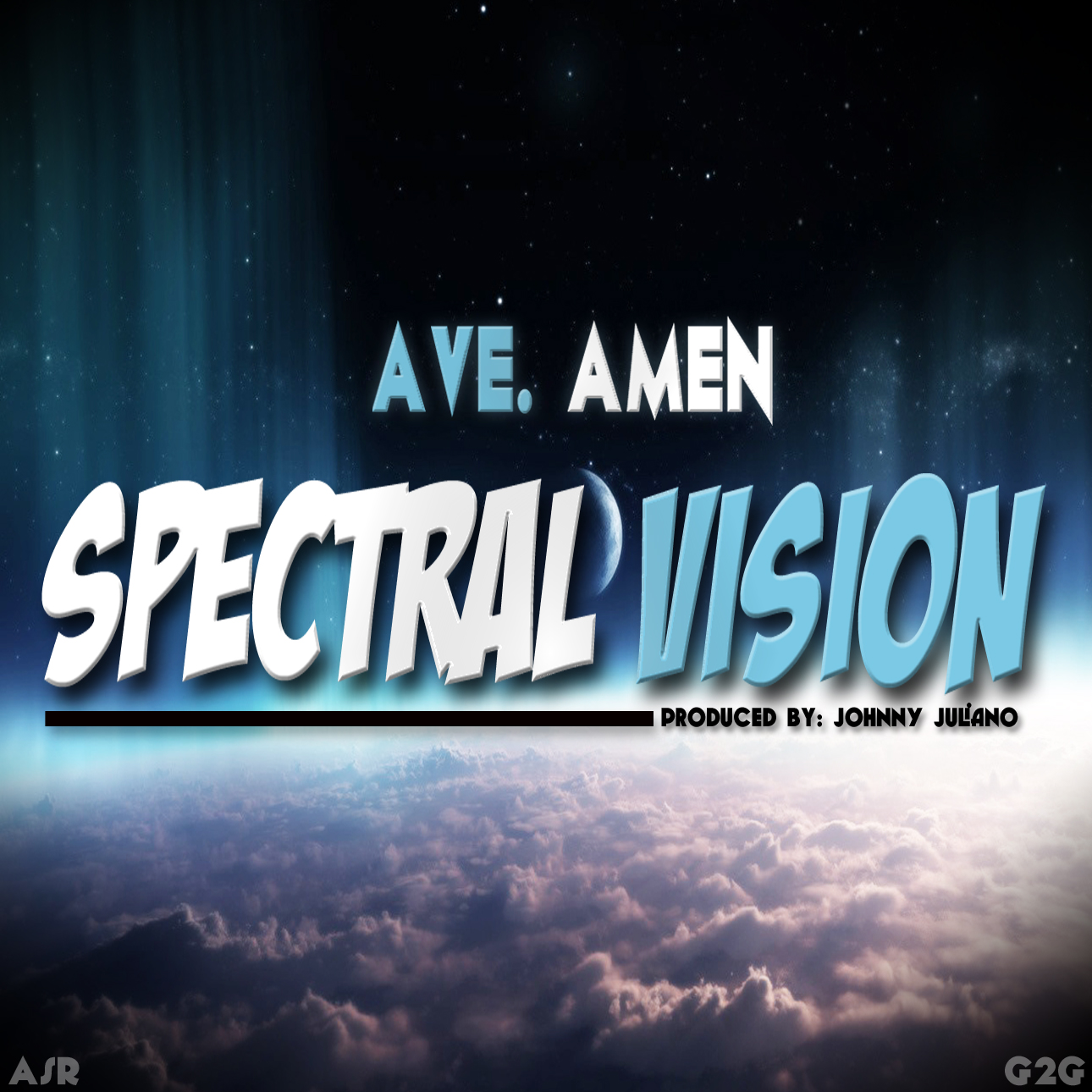 Ave. Amen – Spectral Vision
