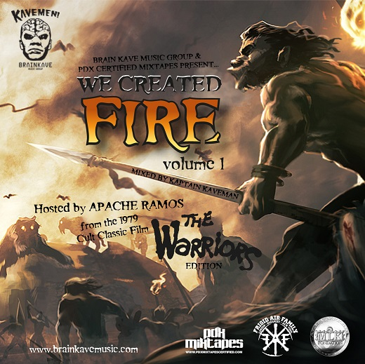 'We Created Fire' Vol. 1 [Warriors Edition]