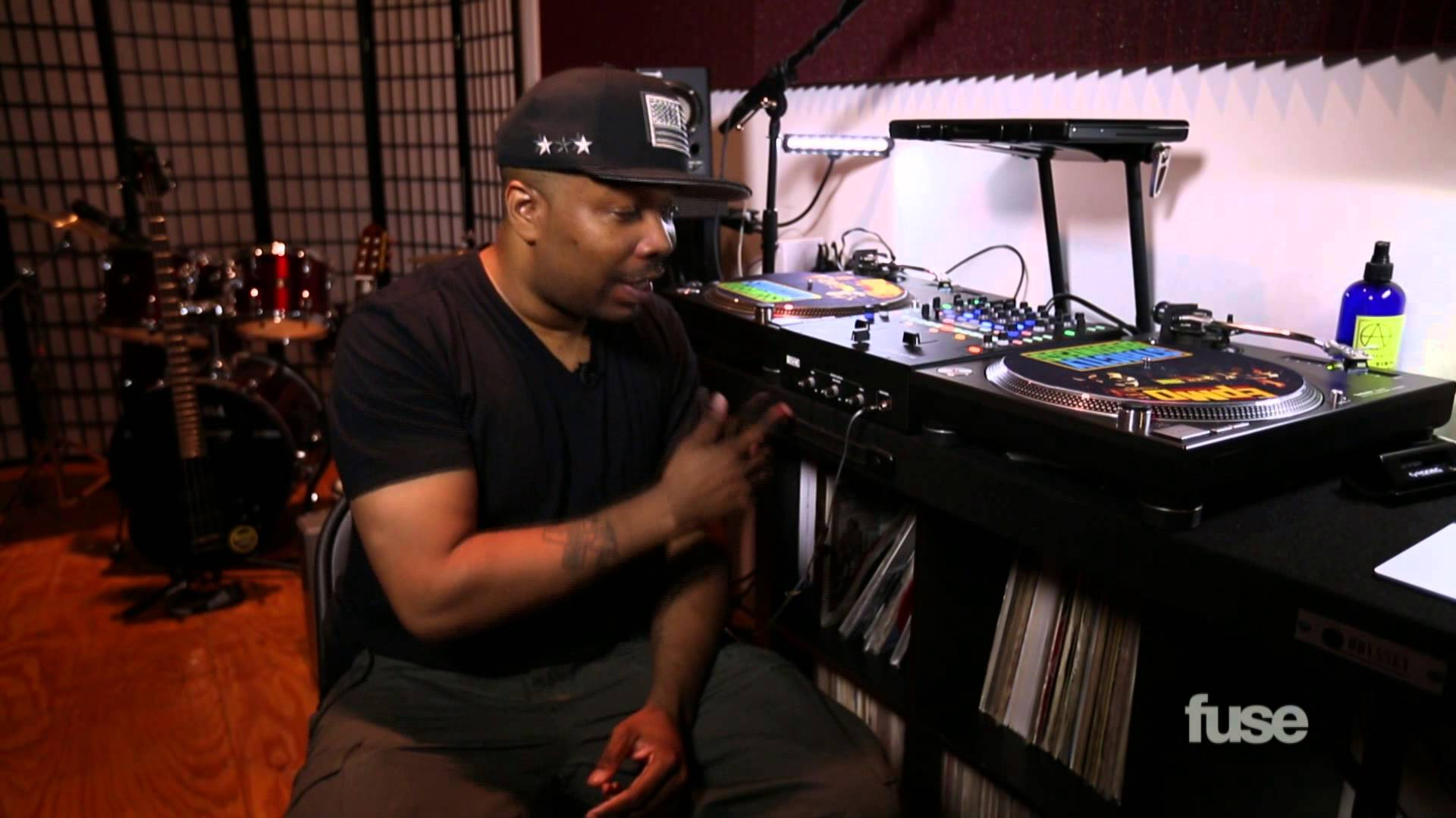 DJ Scratch Remembers Jam Master Jay