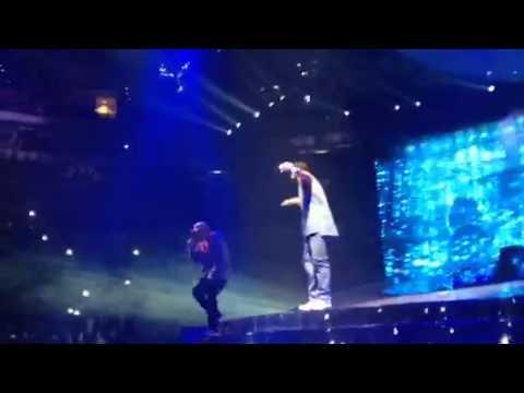 Drake Brings Out Juvenile In Dallas