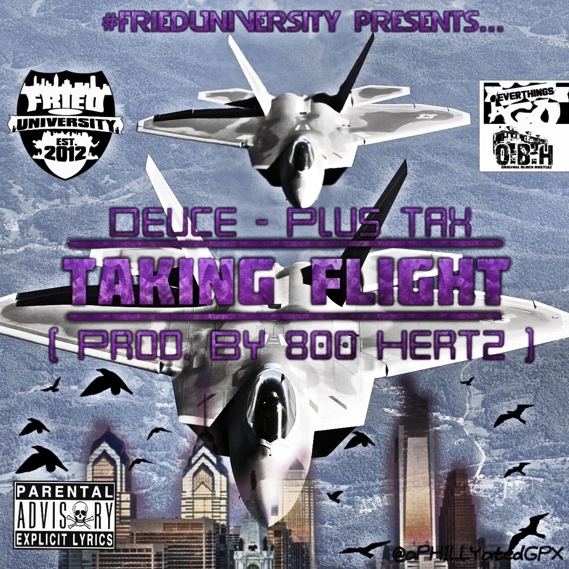 Deuce x Plus Tax -Taking Flight