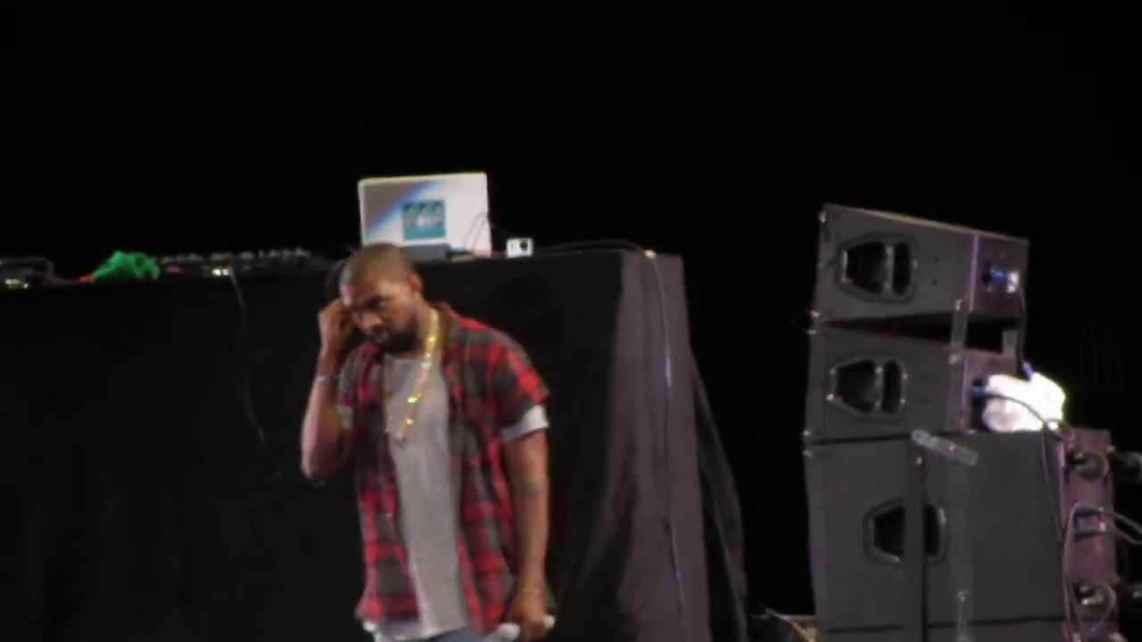 Kanye West Invades OFWGKTA Carnival