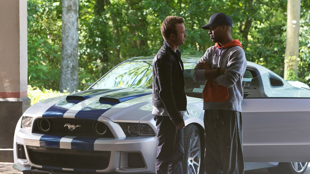KiD CuDi In 'Need For Speed' Trailer