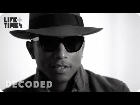 "Pharrell Decodes ""The Black Album"""