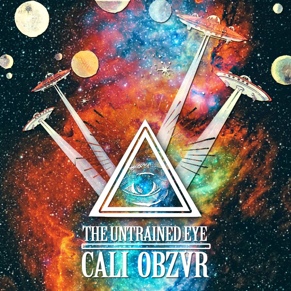 Caliobzvr – The Untrained Eye