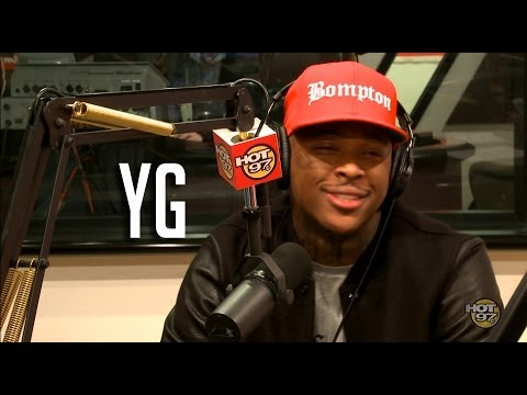 YG Freestyles On The Funkmaster Flex Show