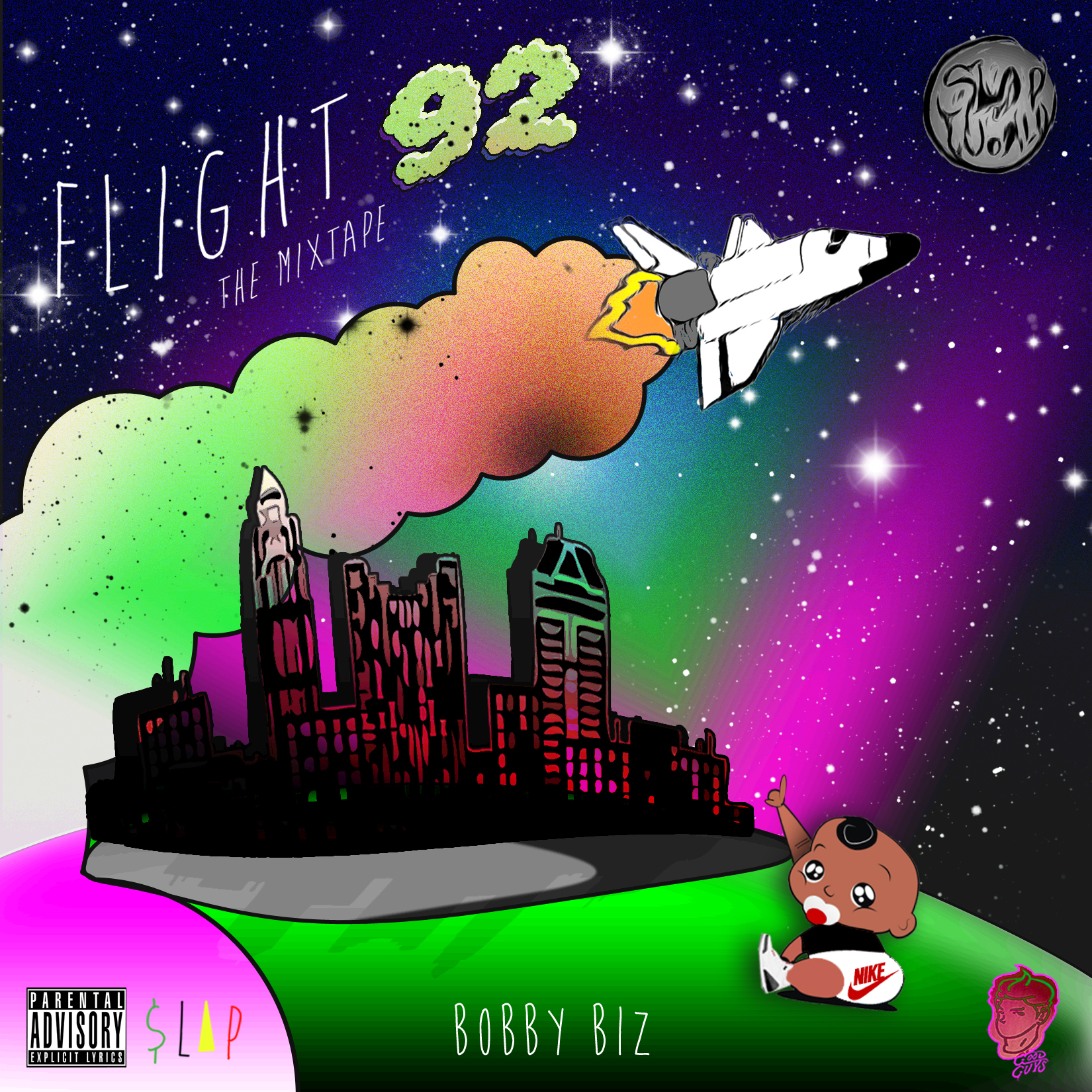 Bobby Biz – Flight92 [The Mixtape]