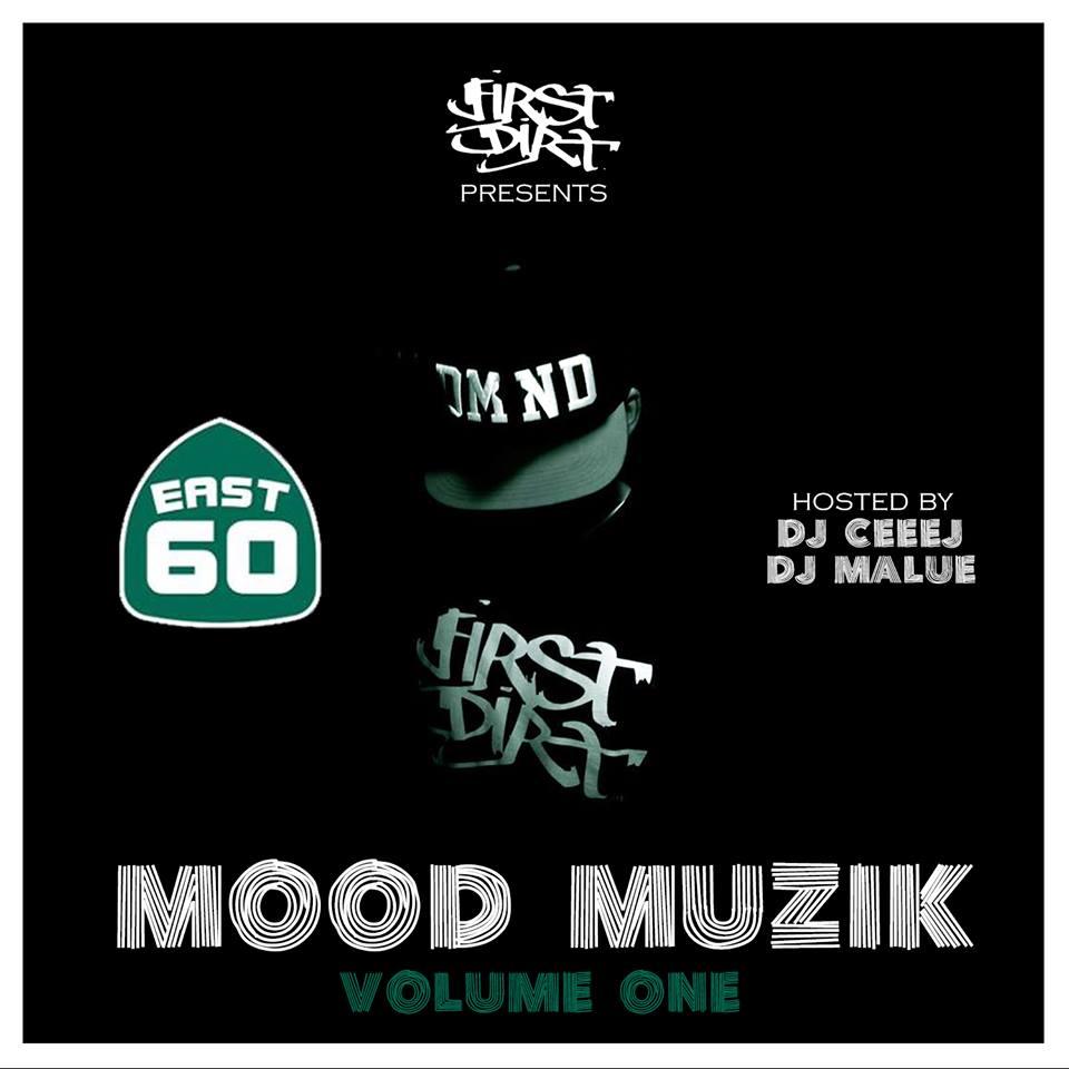 60 East Mood Muzik Cover