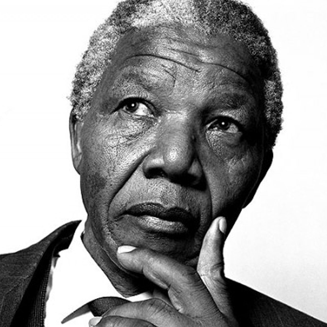Nelson Mandela [Former South African President] Dies At 95