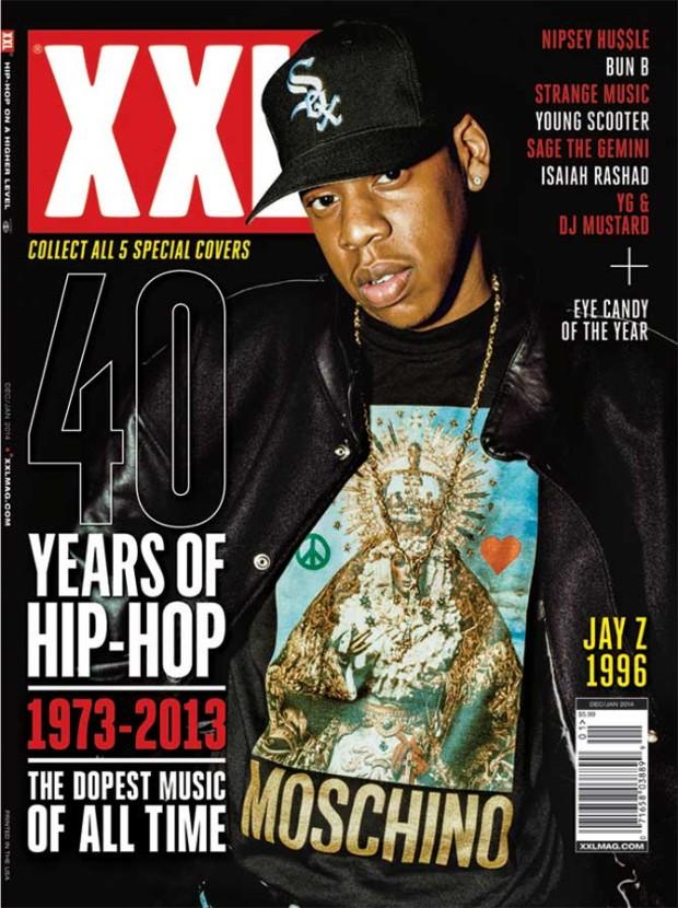 XXL Commemorates 40 Years of Hip Hop