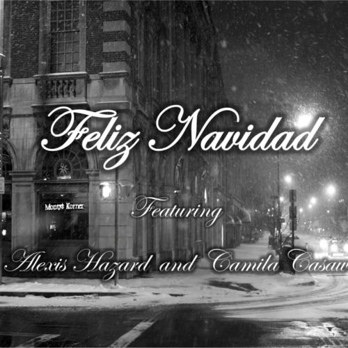 Jacob DeRusha Feat. Alexis Hazard and Camila Casaw – Feliz Navidad