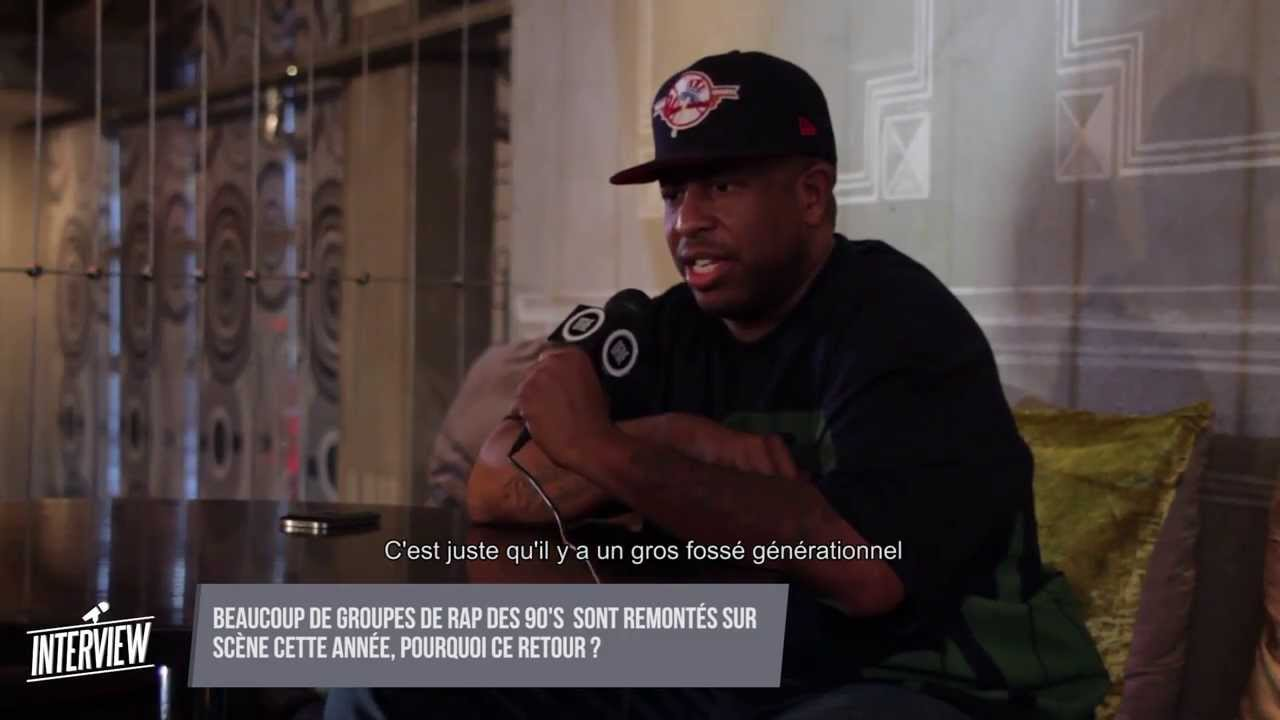 DJ Premier Talks Upcoming Projects