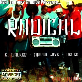 Heat Factory Music Group – Radical