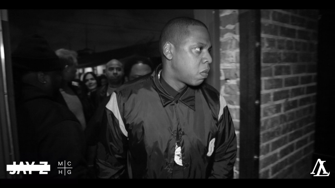 Jay Z & Beyonce Hit The Club In Houston