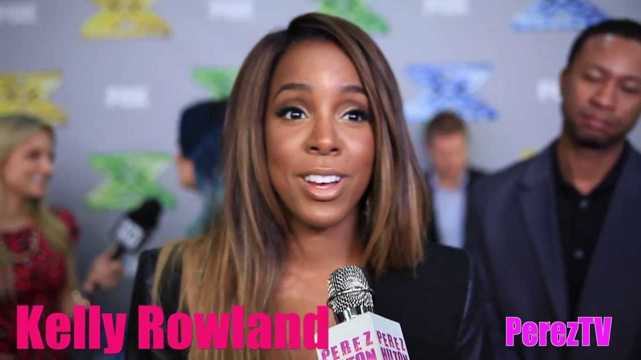 Kelly Rowland On Her Engagement