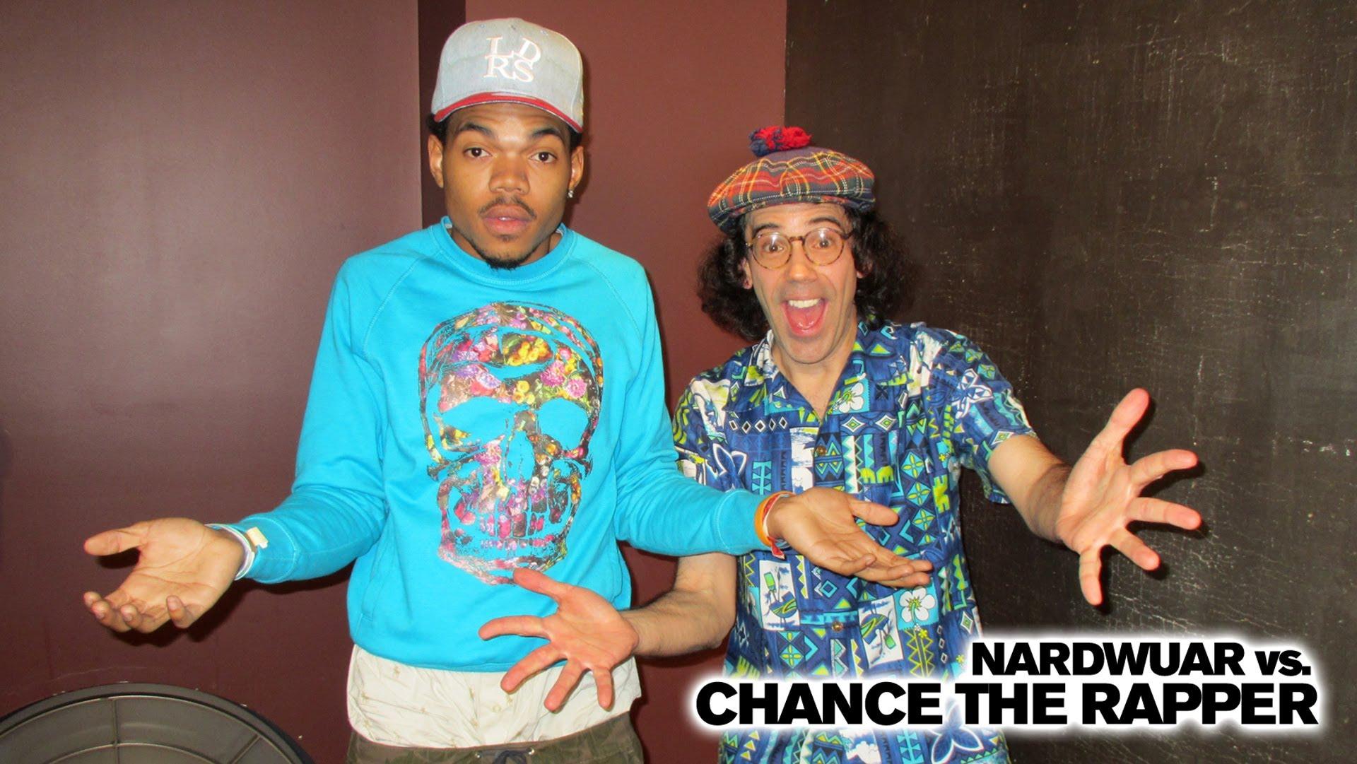 Nardwuar vs. Chance The Rapper