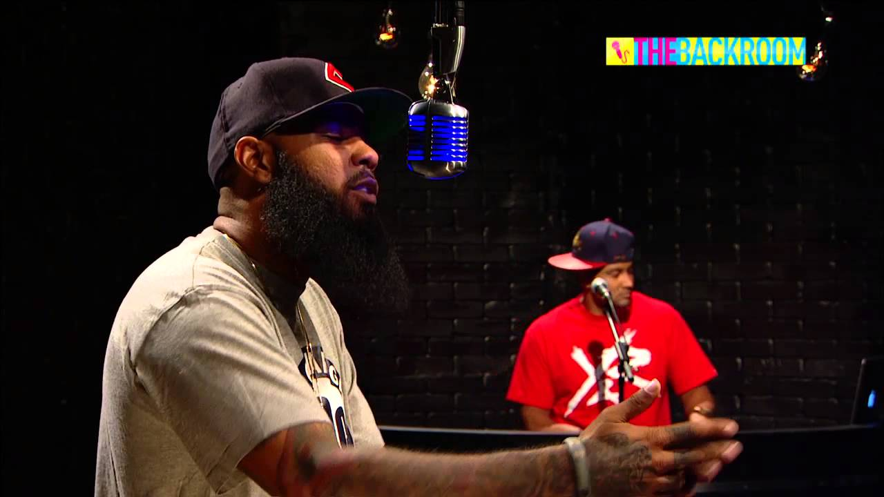 "Stalley ""The Backroom"" Freestyle"
