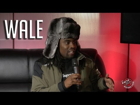 Wale Explains Why He Cursed Out The Complex Staff