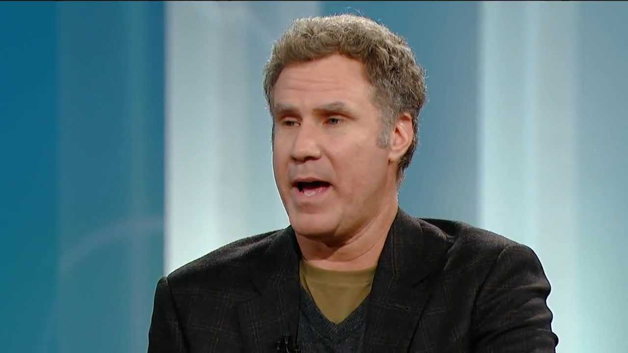 Will Ferrell Discusses 'Anchorman 2's Rap Cameos